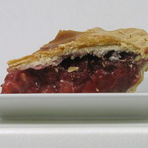 Cranberry Rasberry Apple Pie