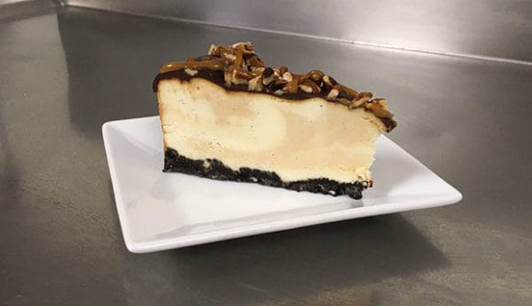 Turtle Cheescake